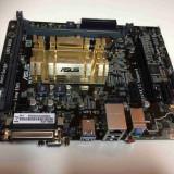Placa de baza ASUS N3050M-E cu procesor Intel Celeron Dual-Core N3050, Pentru INTEL, DDR 3, Contine procesor