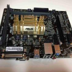 Placa de baza ASUS N3050M-E cu procesor Intel Celeron Dual-Core N3050, Pentru INTEL, DDR 3, Contine procesor, MicroATX