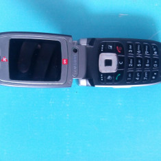 Samsung SGH-M300V - Telefon Samsung, Negru, Nu se aplica, Vodafone, Single SIM, Fara procesor