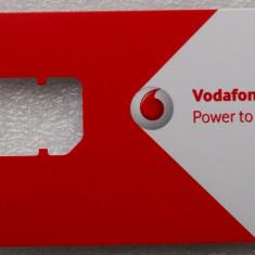 ROMANIA CARTELA Vodafone Power to you fara SIM cip - PENTRU COLECTIONARI ** - Cartela GSM