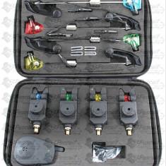 Set 4 Senzori cu Statie Si 4 Swingeri MKM-3 Valigeta Model 2018, Electronice