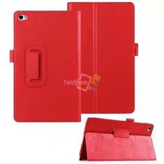 Husa Premium Book Cover tableta Huawei Mediapad M2 8.0 RED - Husa Tableta Oem