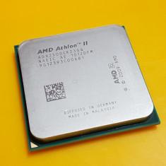 Procesor AMD Athlon II X2 250, 3, 00Ghz, Socket AM2+, AM3 - Procesor PC AMD, Numar nuclee: 2, Peste 3.0 GHz