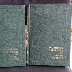 DICTIONAR UNIVERSAL AL LIMBII ROMANE - LAZAR SAINEANU 2 VOLUME