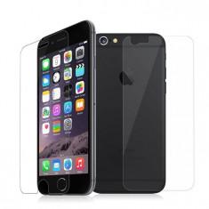 Folie de sticla iPhone 7 fata+spate