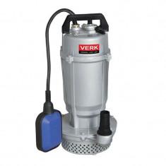 Pompa submersibila de apa curata VSP-32A Verk, 3900 l/h, 750W - Pompa gradina, Pompe submersibile, de drenaj