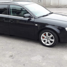 Audi a4 sline 2.0 tdi, An Fabricatie: 2007, Motorina/Diesel, 216000 km, 1999 cmc
