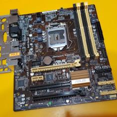 144S.Placa De Baza ASUS B85M-E, 4xDDR3, Socket 1150, Pentru INTEL, LGA 1150, MicroATX