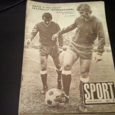 Revista Sport - Nr. 4, februarie 1973, 23 pag