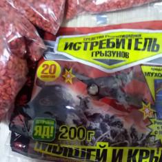 Granule rozătoare(otravă)