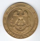 FESTIVALUL INTERNATIONAL AL FILMULUI MILITAR Bucuresti - Medalie Superba & RARA