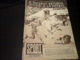 Revista Sport - Nr. 2, februarie 1982, 23 pag