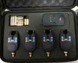 Set 4 Senzori - Avertizori FL cu Statie si Iluminare TLI-01, Electronice