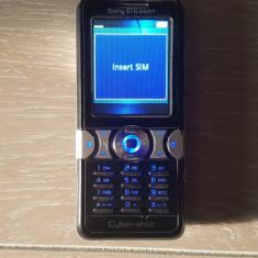 Telefon raritate Sony Ericsson K550 Liber de retea. LIvrare gratuita! - Telefon mobil Sony Ericsson, Negru, Nu se aplica, Neblocat, Fara procesor