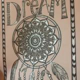 Tablouri desen grafic model dreamcatcher