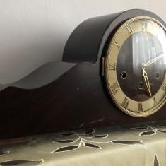 Ceas de semineu cu pendula anii 50