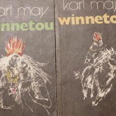 Winnetou de Karl May (2 volume)