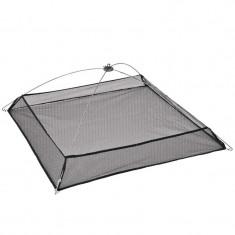 HALAU Crâsnic SQN15 cu plasa deasa - dimensiuni: 150x150cm