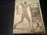 Revista Sport - Nr. 6, martie 1971, 23 pag