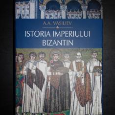 A. A. VASILIEV - ISTORIA IMPERIULUI BIZANTIN - Carte Istorie