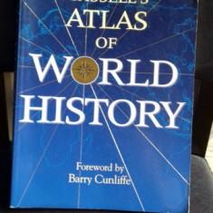 ATLAS OF WORLD HISTORY - JOHN HAYWOOD