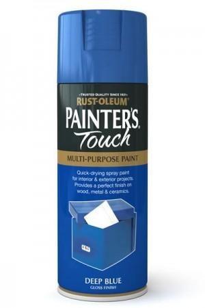 Vopsea Spray Painter's Touch Gloss Deep Blue 400ml