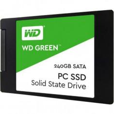 SSD WesternDigital Green, 240 GB, SATA 3, 2.5 Inch