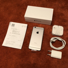 iPhone 6 Apple 16gb sigilat - garantie 2020, Gri, Orange
