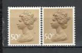 Anglia .1977 Regina Elisabeth II  KB.68, Nestampilat