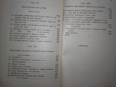 Influenta culturii grecesti in Moldova si Muntenia, Bucuresti 1900 foto