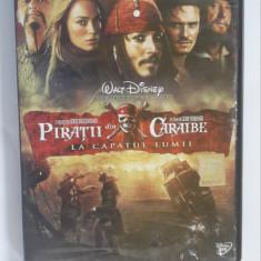 Piratii Din Caraibe La Capatul Lumii -DVD, Romana