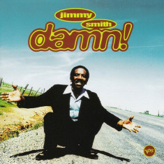 JIMMY SMITH - DAMN!, 1995, CD