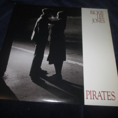 Rickie Lee Jones - Pirates _ vinyl, LP, album _ Warner (SUA) - Muzica Pop warner, VINIL