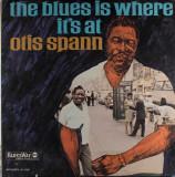 OTIS SPANN - THE BLUES IS WHERE IT'S AT, 1966