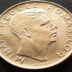 Moneda 100 Lei - ROMANIA, anul 1944 *cod 2538 --- UNC! - Moneda Romania