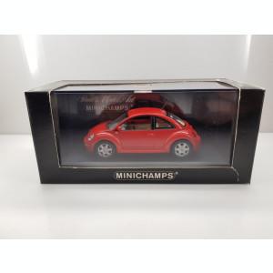 Macheta VW New Beetle Minichamps 1/43