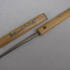 Cutit suedez pentru peste tip samura - Cutit vanatoare