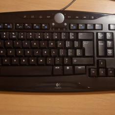 Tastatura Logitech Media 600 - Tastatura PC