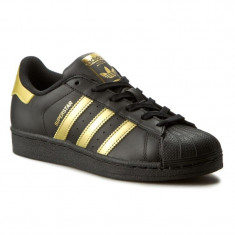 Adidasi Adidas Superstar Foundation-Adidasi Originali BB2871 - Adidasi dama, Culoare: Din imagine, Marime: 35.5, 38, 36 2/3, 39 1/3