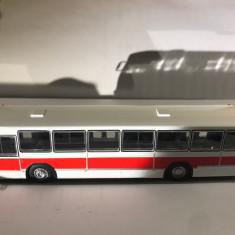 Macheta  autobuz JELCZ PR 110U - Polonia scara 1:72