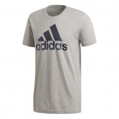 Tricou Adidas Bos Foil -Tricou Original-Tricou Barbat Bumbac- CV4506 - Tricou barbati Nike, Marime: M, L, XL, Culoare: Din imagine, Maneca scurta