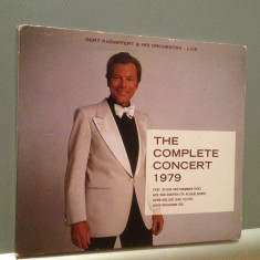 BER KAEMPFERT - CONCERT 1979 (2008/POLYDOR/GERMANY) - CD /ORIGINAL/ca NOU - Muzica Pop
