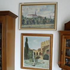 Picturi in ulei pe panza deosebite - Pictor strain, Natura statica, Realism