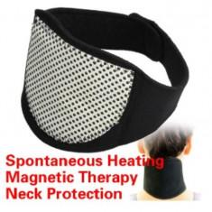 Turmelina Magnetica Terapie Gat Masaj Cervical Curea Protectie Gat - Benzi magnetice