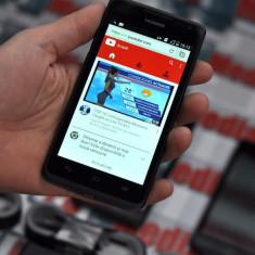 "Telefon Huawei Y530 Dual Core Memorie 4 GB 4.5"" Inch Garantie, Negru, Neblocat"