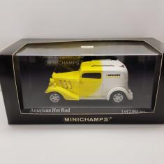 Macheta American Hot Rod Karcher Minichamps 1/43 - Macheta auto Schuco