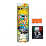 Vopsea Spray Transparenta Orange Macota 400ml