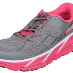 Clifton 2 W Womens Running Shoes gri UK 4, 5 - Incaltaminte atletism
