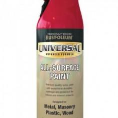 Vopsea Spray Universal Rosu Cardinal 400ml