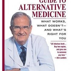 Guide to Alternative Medicine / Isadore Rosenfeld M.D. cartonat cu supracoperta